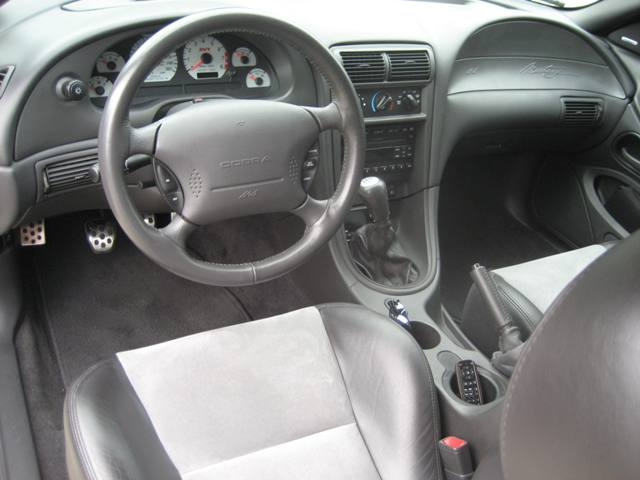 Full Interior Detail